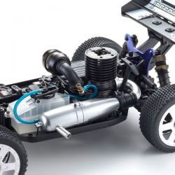 33003T3B KYOSHO INFERNO NEO 2.0 ROUGE