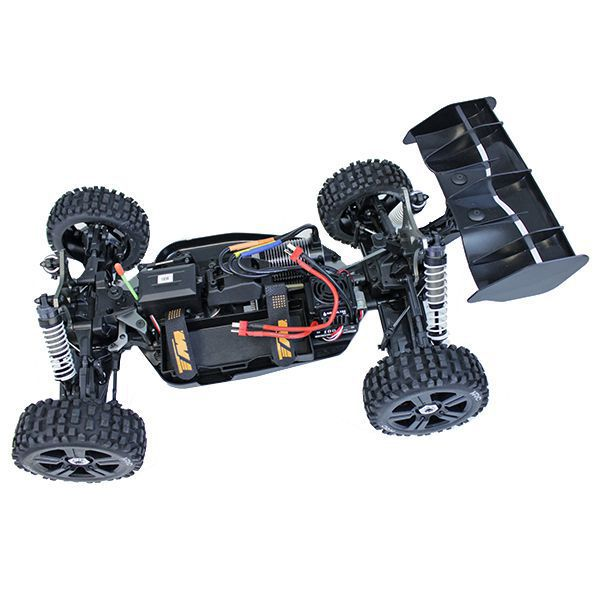 B8ER JAUNE ET NOIR BUGGY 1/8ÈME BRUSHLESS 4WD TEAM MAGIC
