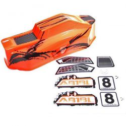 CARROSSERIE BUGGY 1/10�me ORANGE