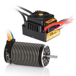 Combo brushless 1/8�me 150 amp�res 2050kv