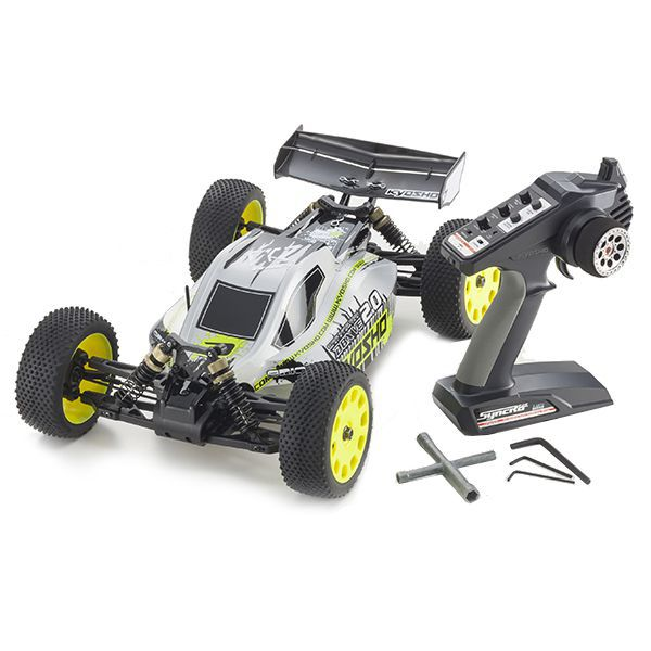 dbx ve 2 0 4wd brushless kyosho 34201t2b buggy. Black Bedroom Furniture Sets. Home Design Ideas