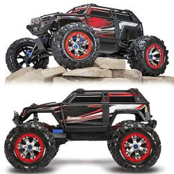 MONSTER TRUCK SUMMIT VERT TRAXXAS 5607