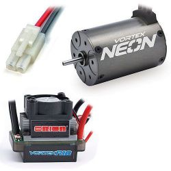 Combo brushless 1/10�me