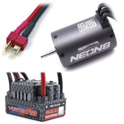 Combo brushless 1/8�me