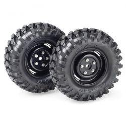 ROUES CRAWLER STEELHAMMER 96MM POUR 1/10�me