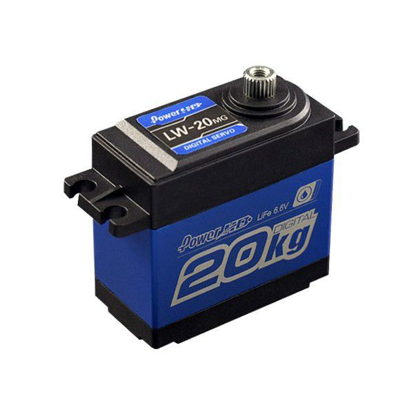 SERVO HD LW-20MG DIGITAL 20.0KG 0.16SEC