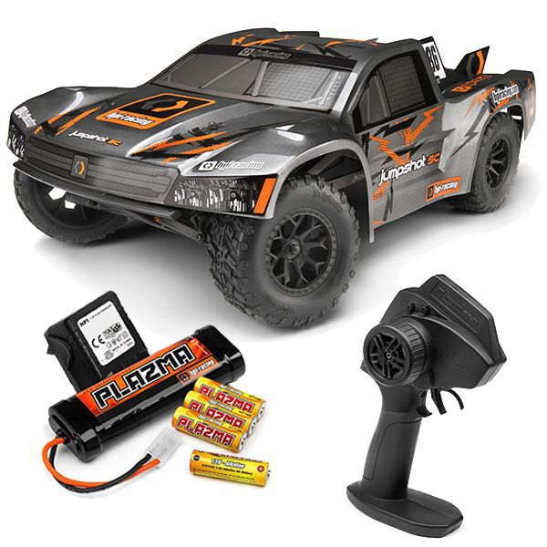 SHORT COURSE JUMPSHOT SC 2WD HPI