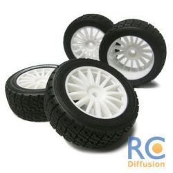 Roues compl�tes DRX KYOSHO
