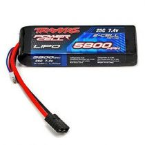 Batteries Li-Po Traxxas