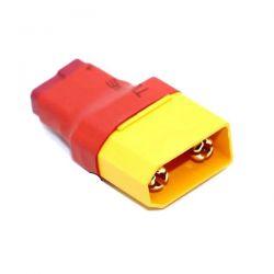 Adaptateur compacte deans femelle/ xt90 mâle