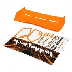 Aileron orange racing pour buggy 1/8ème hobbytech