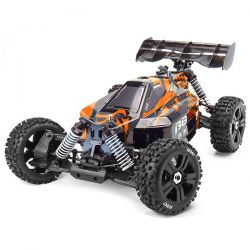B8er 6s orange buggy 1/8ème brushless 4wd team magic 560011eh6