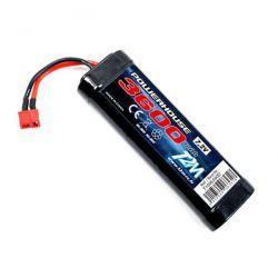 Batterie t2m ni-mh 7,2v 3600mah prise dean T1006360D