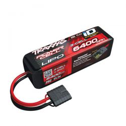 Batterie traxxas li-po 6400mah 11,1v 3s 2857x