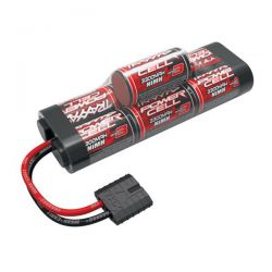 Batterie Ni-Mh traxxas 8.4v 3300mah 6+1 courte