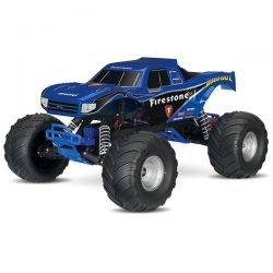BIGFOOT 1/10 2WD BLEU TRAXXAS