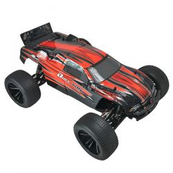 Blackbull truggy 1/10ème 4wd orange