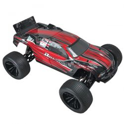 Blackbull truggy 1/10ème 4wd rouge