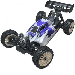 Buggy 1/8 brushless pirate 8.6e t2m exclusivité rc-diffusion