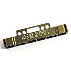 Cale de pincement arrière en alu mp9 kyosho IFW407
