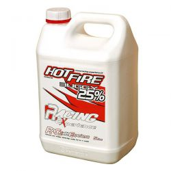 Carburant hot fire 25% 5 litres
