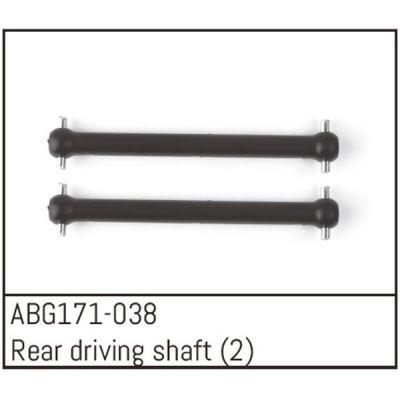 Cardans de roue arrière pour voiture rc 1/14 Absima abg171-038