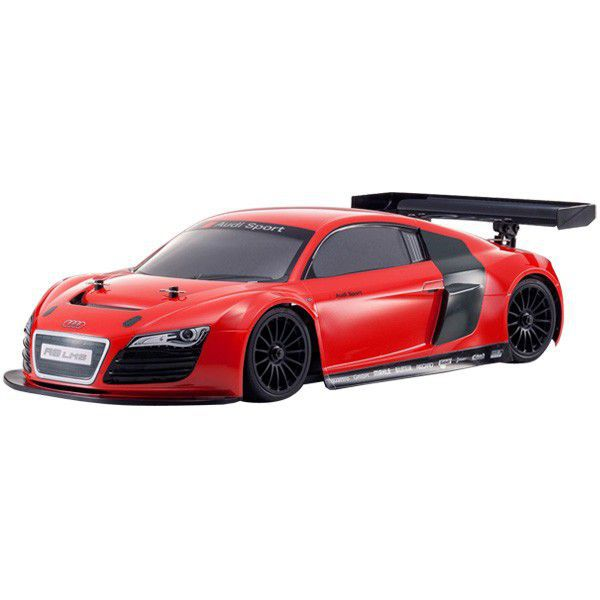carrosserie 1 10 me audi r8 lms rouge kyosho vzb16. Black Bedroom Furniture Sets. Home Design Ideas
