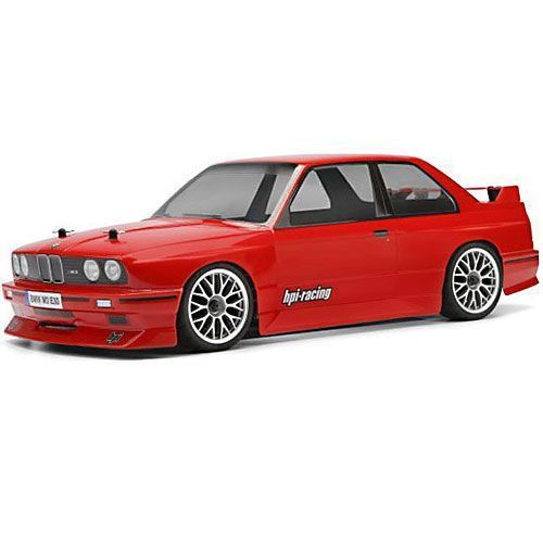 carrosserie bmw m3 e30 hpi 17540 coque voiture piste course 1 10 telecommandee. Black Bedroom Furniture Sets. Home Design Ideas