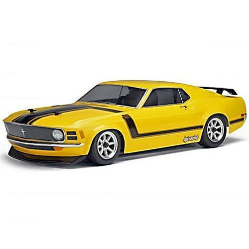 carrosserie ford mustang boss 302 1 10 hpi 17546. Black Bedroom Furniture Sets. Home Design Ideas