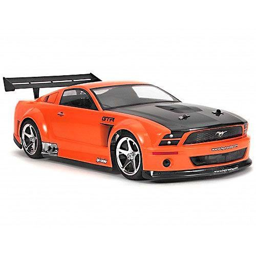 carrosserie transparente1 10 me ford mustang gtr 200mm hpi17504. Black Bedroom Furniture Sets. Home Design Ideas