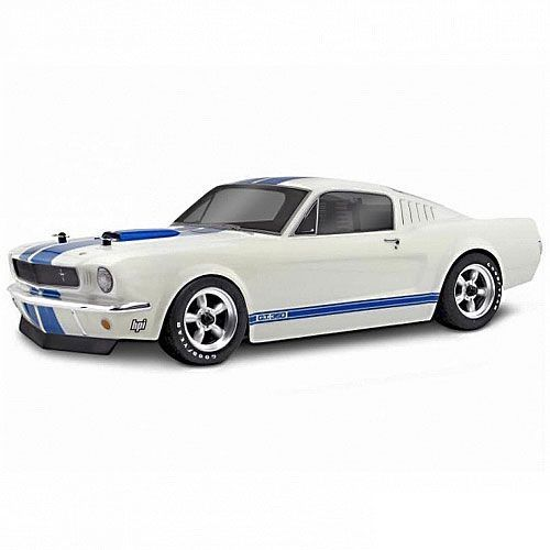 CARROSSERIE 1/10ÈME FORD SHELBY GT HPI 200MM