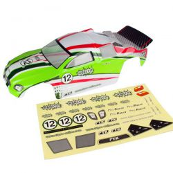 Carrosserie peinte monst\'it 1/10ème pro-racer c10304