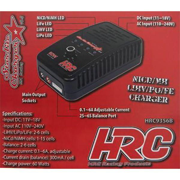 Chargeur 60W polyvalent automatique et réglable Star-Lite V2.0 HRC