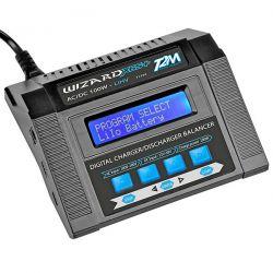 Chargeur multifonction t2m wizard x6s+ 100w li-hv new