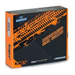 Combo brushless 80A SCT WP moteur 4p 3500kv + carte de programmation