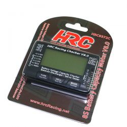 Controleur et equilibreur de batterie - testeur de servo hrc