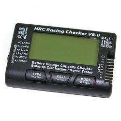 Controleur et equilibreur de batterie testeur servo hrc9372c