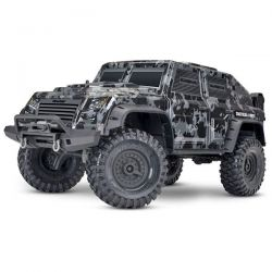 Crawler traxxas trx-4 tactical unit