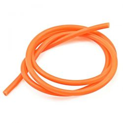 DURIT SILICONE ORANGE FLUO 1M