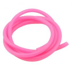 DURIT SILICONE ROSE FLUO 1M