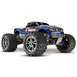 E-MAXX BRUSHLESS TQi TSM 39086-4