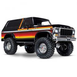 Ford bronco ranger xlt traxxas trx-4 sunset 82046-4