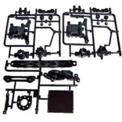 GRAPPE A FUSEES - CHASSIS TT 01 TAMIYA 51002