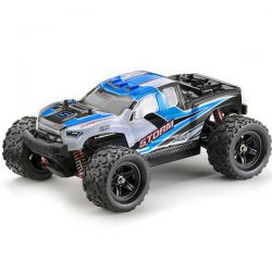 High speed monster truck bleu 1/18 35km/h absima 18006