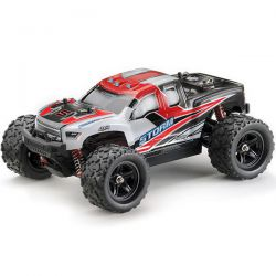 High speed monster truck rouge 1/18 35km/h absima 18005