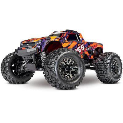Hoss 4X4 vxl traxxas orange 90076-4-ORNG