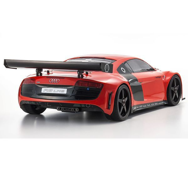 inferno gt2 audi r8 lms rouge kyosho 33006 voiture rc thermique. Black Bedroom Furniture Sets. Home Design Ideas