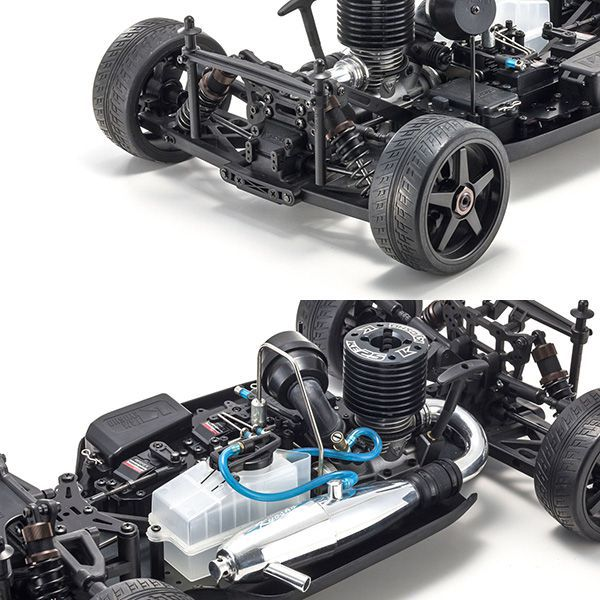 INFERNO GT2 AUDI R8 LMS ROUGE KYOSHO 33006