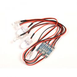 Kit led pour pirate booster t2m t4933/48