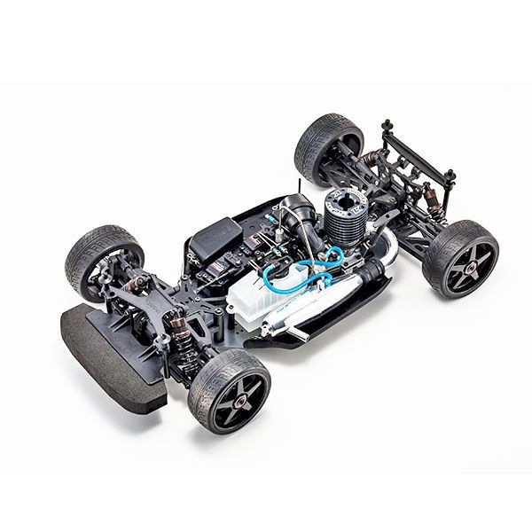 Kyosho inferno gt2 race specs dodge challenger 33008
